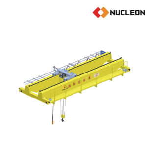 Medium Duty Nlh Series Double Girder Overhead Crane 15 Ton pictures & photos