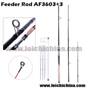 Chinese New Type 3640mm 3+3sections Feeder Fishing Rod pictures & photos