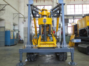 Mechenical Spindle Geology Road Exploration Blasting Hole Core Drilling Rig pictures & photos