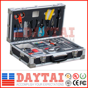 Fiber Optic Tool Kits with Cable Striper (DT-FOTK-B) pictures & photos