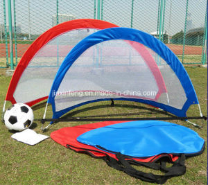 High Quality Mesh Pop up Goal Tent pictures & photos