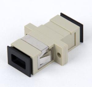 Sc Mm Sx Fiber Optic Adapter
