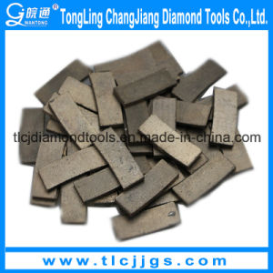Diamond Segment for Granite Marble Cutting Disc Welding pictures & photos