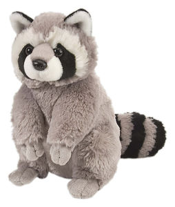 Super Soft and Plush Stuffed Animal Raccoon pictures & photos