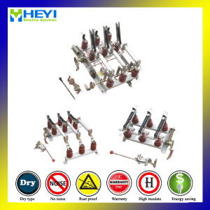 11kv Load Break Switch Fn5-12 High Voltage Indoor Isolation Switch and Fuse pictures & photos