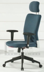 Office Furniture Fabric Office Medium Back Chair pictures & photos