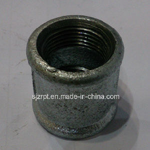 Beaded Galvanized Coupling Malleable Iron Pipe Fittings pictures & photos