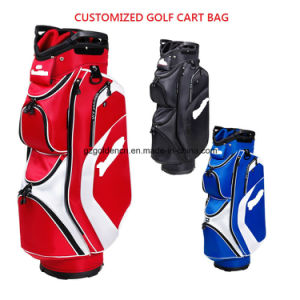 The Newest Design Folding Golf Bag Cart pictures & photos