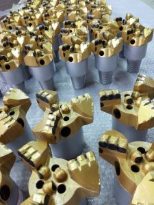 76mm Flat Cutters PDC Drill Bit pictures & photos