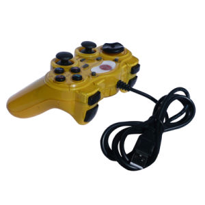 PC USB Dual Shock Game Controller