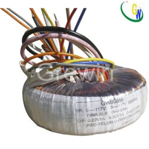 UPS Copper Core Toroidal Transformer for Audio Equipment pictures & photos