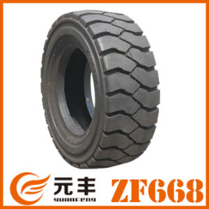Solid Forklift Tyre, Forklift Loader, Small Wheel Loader Tyre pictures & photos