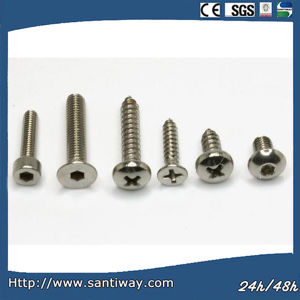 Yellow Hollow Screw pictures & photos