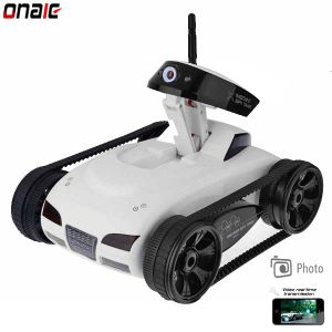 WiFi iPhone/ iPad Control Camera Spy Tank