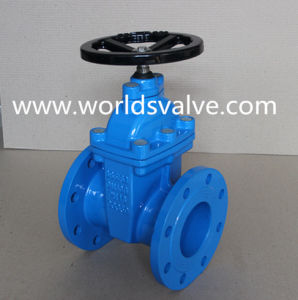 BS5163 Gate Valve with Worm Gear pictures & photos