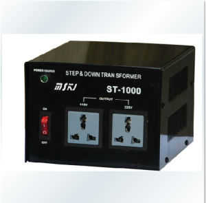 Single Phase 1000W Step up Transformer110-220V, 220V-110V 1000W Step Down Transformer pictures & photos