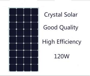 2017 High Efficiency Sunpower Solar Cell 120W Semi Flexible Solar Panel