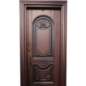 Special Design Steel Security Copper Door pictures & photos
