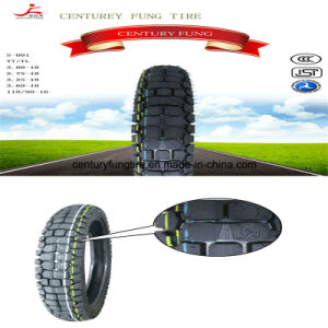 China High Quality Motorcycle Tire off Road Pattern 3.00-18 pictures & photos