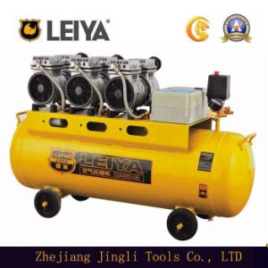 90L 330r/Min 1.65kw Slience Portable Oilless Air Compressor (LY-550-03) pictures & photos