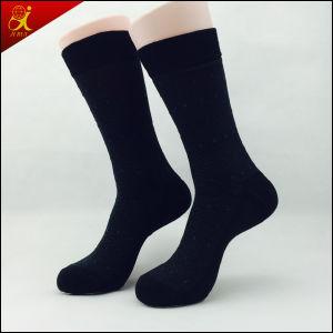 Black Business Cotton Socks Men