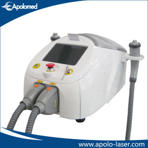 Portable RF Skin Tightening Machine with Contact Cooling (HS-530) pictures & photos