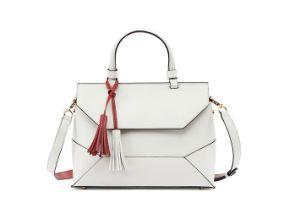 New Trendy Women Tassel Handbag Beige Color Ladies Bag pictures & photos