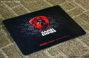 Rubber Mouse Pad, Quality Mouse Pad