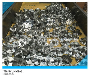 Non-Standard Special Stainless Steel Welding Neck Flange pictures & photos