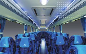13m and Above Large Long-Distance Tour Coach 55+1+1 Seat pictures & photos
