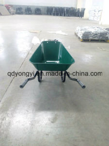 0% Anti-Dumping Duty of Concrete Wheelbarrow for South Africa Market Wb3800 pictures & photos