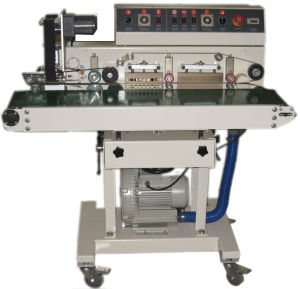 Continuous Rotary Sealer (pumping band sealer) pictures & photos