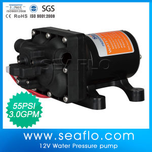 Seaflo Excellent Micro Water Pump pictures & photos