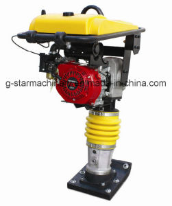 Gasoline Tamping Rammer Cj80 with CE pictures & photos