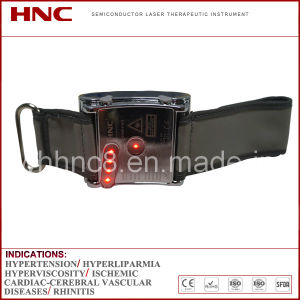 Hypertention Cardiovascular Wrist Type Laser Therapy pictures & photos