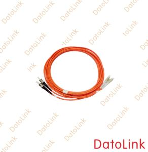 Fiber Optic Jumper/Patch Cord ST-LC 50&62.5/125 Mm Dx pictures & photos