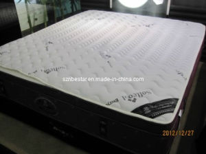 Luxury Pocket Spring Vacuum Compressed Mattress pictures & photos