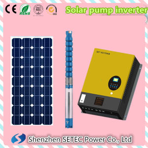 Popular Inverter with MPPT LCD for Irrigation Pumping Water pictures & photos