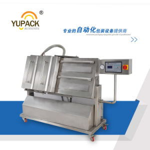 Dz600 2sx Tilted Type Double Chamber Vacuum Packing Machine pictures & photos