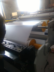 Single Side Hot Melt Adhesive Tape Coating Machine pictures & photos