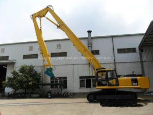 Excavator High Reach Demoliton 65′ for Komatsu (PC360) pictures & photos