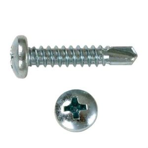 Galvanized Pan Head Self Drilling Screw From Guangzhou Supplier pictures & photos