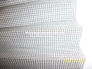 Fiberglass Plisse Insect Screen Mesh pictures & photos