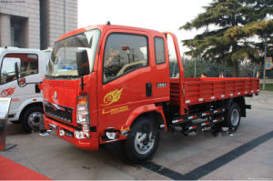 HOWO /4X2cargo Truck- /4600 Wheelbase pictures & photos