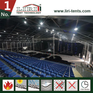 Large Aluminum PVC Structure Marquee Tent Hall for 2500 Seat pictures & photos