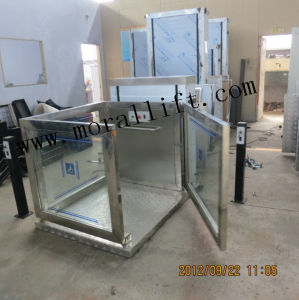 Electric Hydraulic Wheelchair Lift with CE Approval pictures & photos