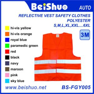 Safety Wear/Clothes/Jacket/Vest, Safety Workwear with High Visibility Tape Material pictures & photos
