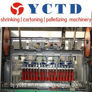 Watermelon Juice Automatic Bottleneck Grasping Carton Filler (Beijing YCTD) pictures & photos