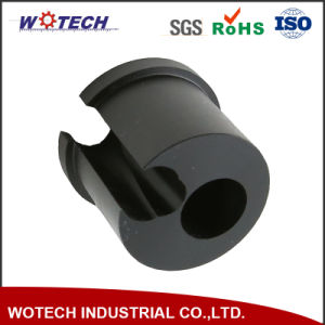 Black Colour Plastic Machining Part for Industrial pictures & photos