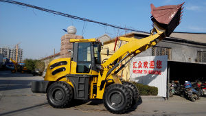 2t Mutifuctional Machine Zl20/Hzm 920 Wheel Loader pictures & photos
